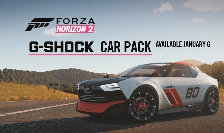 Forza Horizon 2: Újabb menő verdák a játékhoz – Ferrari, Subaru, Nissan, Mazda…
