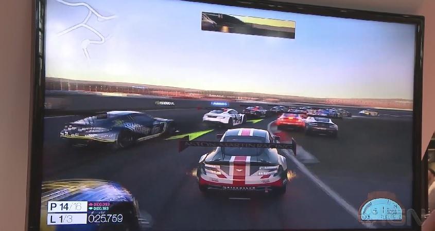 Újabb fantasztikus in-game videó érkezett a játékról: Project CARS