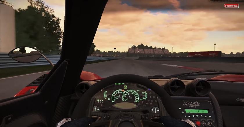 Project CARS: Így mutat most a játék ultra-magas grafikai beállítások mellett