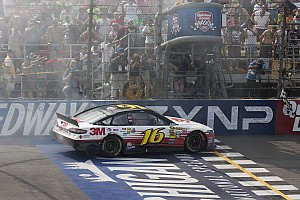 NASCAR Sprint Cup Analysis Stat analysis: Has Roush Fenway lost its Michigan Magic?