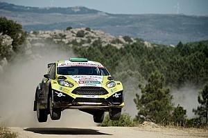 Rali Ob BRÉKING Turán Frigyes - Izgalmakban bővelkedő harmadik nap a Szardínia Rally-n