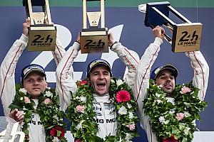 Le Mans Reporte de la carrera Porsche gana en dramático final en Le Mans
