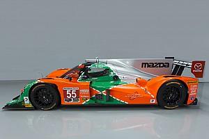 IMSA Nieuws Mazda viert 25ste verjaardag Le Mans-zege met retrokleuren