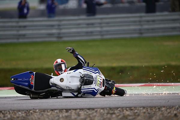 MotoGP Analisi Tutti giù per terra ad Assen: 79 cadute, almeno una per pilota!