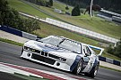 Vintage Galería: Gerhard Berger prueba el BMW M1 en Spielberg