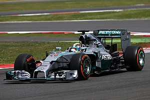 Mercedes 2014 car to join Silverstone test