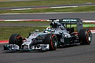 Formula 1 Mercedes 2014 car to join Silverstone test