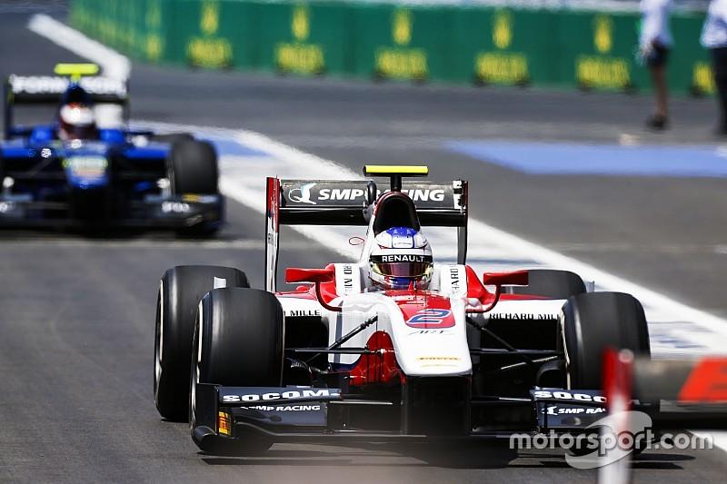 Шпільберг GP2: долі секунди допомогли Сироткіну виграти кваліфікацію