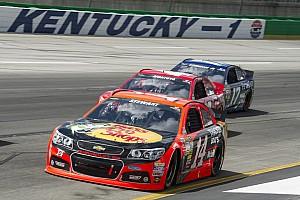 NASCAR Sprint Cup Interview Tony Stewart: Winning at Kentucky is