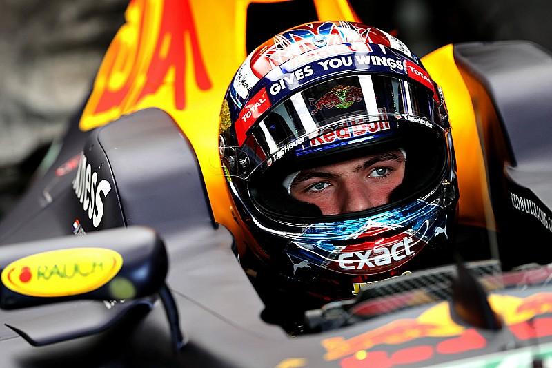 Red Bull veut voir Verstappen progresser en qualifications