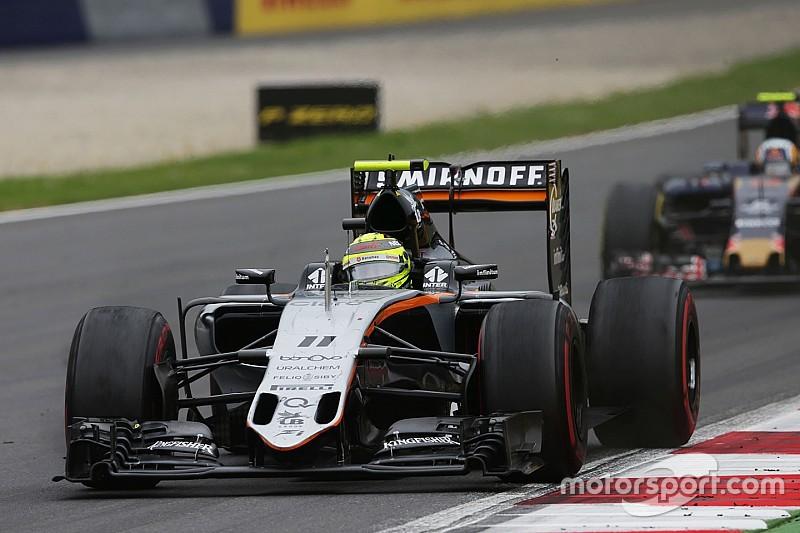 Force India va faire des tests de suspension à Silverstone