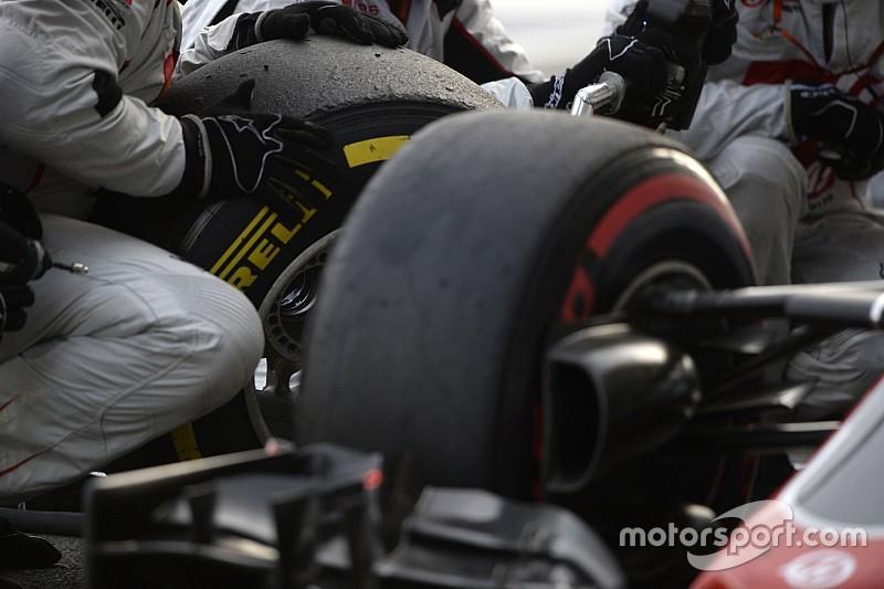 ピレリ、アメリカGPの持ち込みタイヤを発表