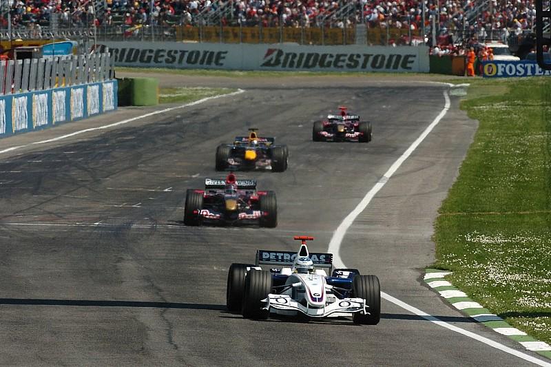 伊莫拉与伯尼就承办意大利大奖赛达成协议