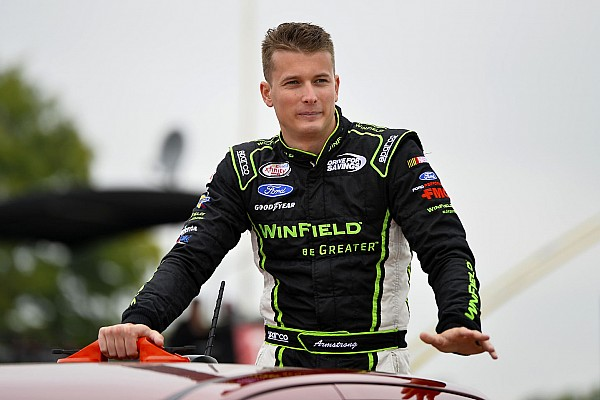NASCAR XFINITY Breaking news Dakoda Armstrong to drive for Gibbs at Iowa this weekend