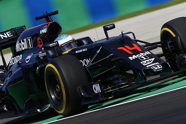 Formule 1 Actualités Alonso - Le règlement 2017 déterminera mon avenir en F1