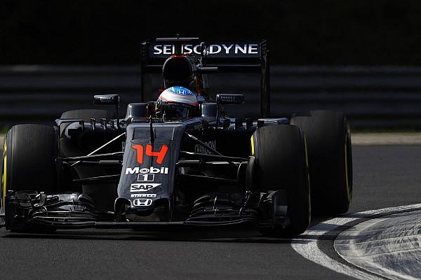 Formule 1 Actualités Alonso - McLaren, la