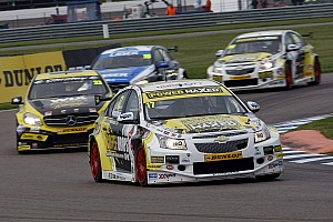 BTCC Breaking news Newsham to make BTCC return at Knockhill