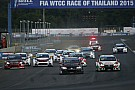 WTCC WTCC's Thailand round could face cancellation