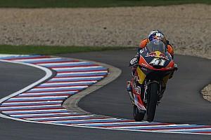 Moto3 Reporte de calificación Binder se lleva la pole tras anularle la vuelta a Bastianini