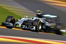 Formula 1 Rosberg set for Halo test in Belgian GP practice