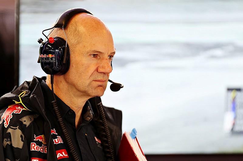 霍纳表示新赛车设计工作由纽维主导