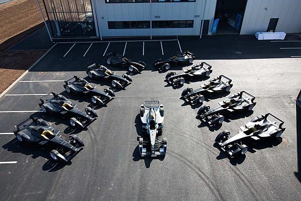 Formula E Breaking news Spark to continue as Formula E car supplier