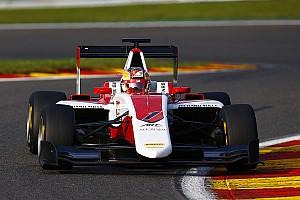 GP3 Reporte de calificación Leclerc consigue la pole en Spa