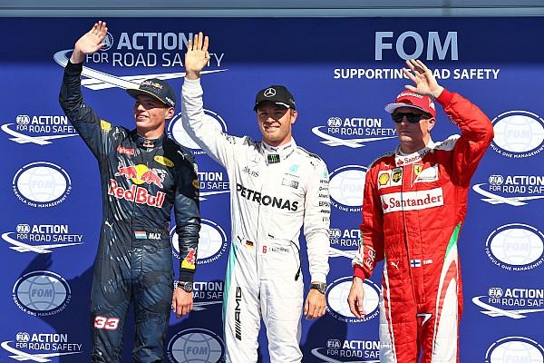 Fórmula 1 Últimas notícias Consolidando favoritismo, Rosberg é pole em Spa; Massa é 10º