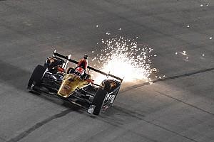 IndyCar 速報ニュース ファイアストン600:ヒンチクリフ、ドームスキッドの磨耗でペナルティ