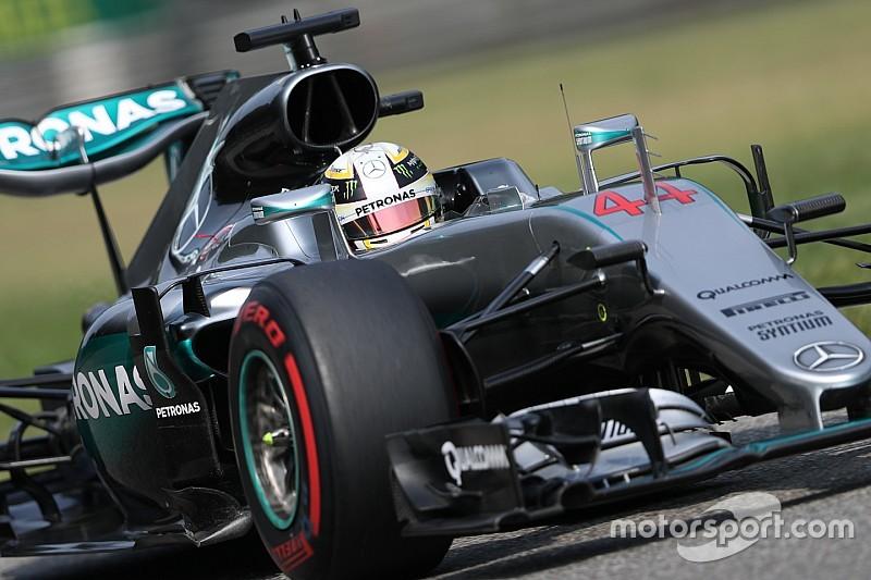 F1イタリアGP FP2分析:メルセデスの圧倒的ペースに他チームは打つ手なし!?