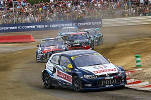 Ралі-Крос Репортаж з гонки WRX Франція: Несподівана перемога Крістофферссона