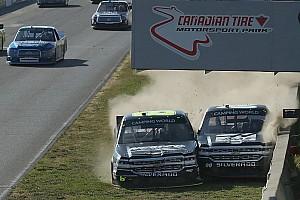 NASCAR Truck News Nach kontroversem Zieleinlauf: NASCAR spricht keine Strafen aus