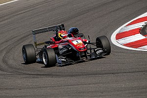 EUROF3 Gara Monologo di Lance Stroll in Gara 1 al Nurburgring