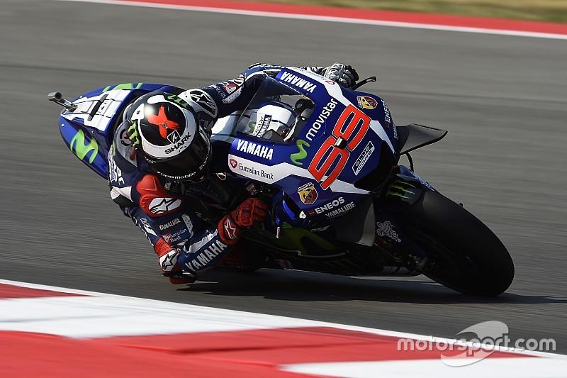 MotoGPサンマリノGP予選:ロレンソ圧巻の復活ポール獲得。ヤマハフロントロウ独占