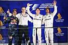 F1シンガポールGP決勝:冷静なピット判断でリカルドを振り切ったロズベルグがポールトゥウィン!