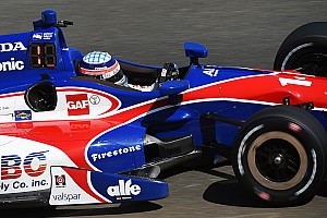 IndyCar 予選レポート 佐藤琢磨「できることはすべて試したが、トリッキーだった」:インディカー最終戦予選