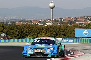 DTM Отчет о гонке Мортара выиграл субботнюю гонку, у Audi – первые шесть мест