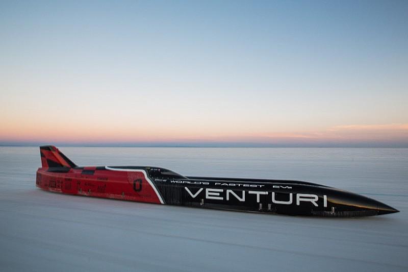 电动车速度纪录诞生,576 km/h仅仅是开始