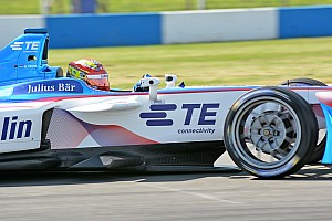 Формула E Новость BMW подтвердила сотрудничество с Andretti в Формуле Е