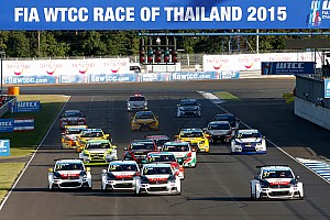 WTCC News Thailand-Absage endgültig: Jose Maria Lopez ist WTCC-Champion 2016
