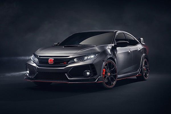 WTCC Curiosità Ecco il prototipo della Honda Civic Type R, la nuova arma per WTCC e TCR?