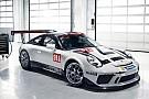 Porsche Supercup La Porsche lancia la nuova 911 GT3 Cup per la Supercup