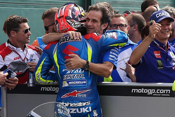 """MotoGP Entrevista Brivio: """"La victoria es el punto de partida para Suzuki"""""""