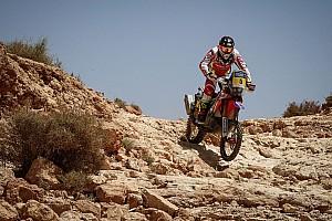 Cross-Country Rally Resumen de la fase Victoria de Kevin Benavides en la tercera etapa de Marruecos