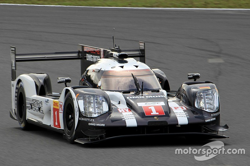 WEC in Fuji: Porsche schlägt im 2. Training zurück