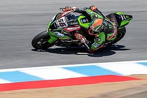 WSBK Noticias de última hora Sykes apura sus cartuchos y manda en los libres de Jerez
