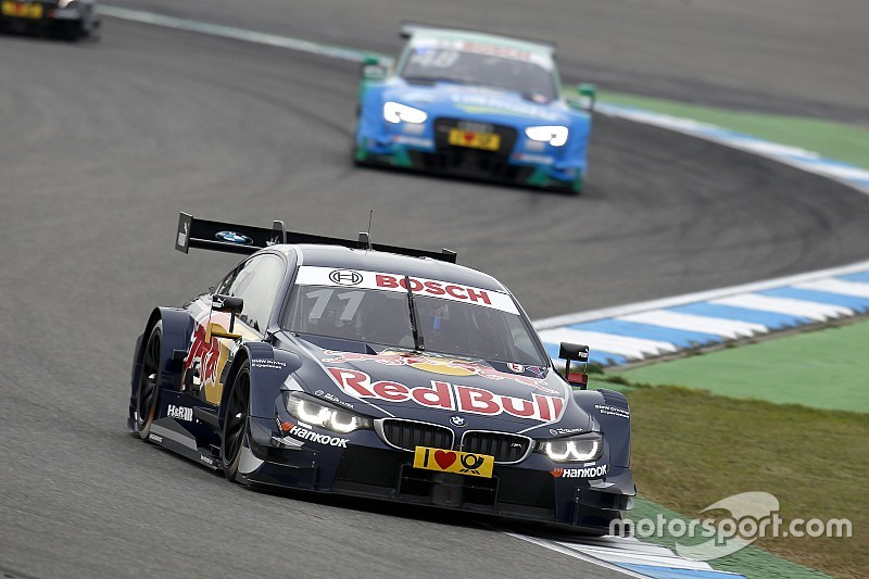 DTM-Finale in Hockenheim: Marco Wittmann und BMW legen vor