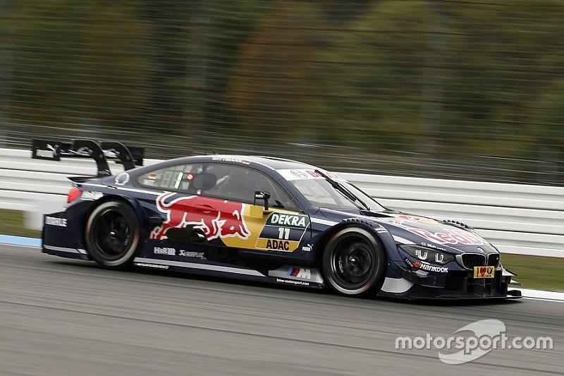 Audi: Trainingsbestzeit von Wittmann war ein