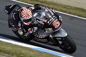 Moto2 Reporte de la carrera Zarco se lleva la pole, el récord y un revolcón en Motegi