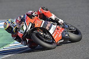 WSBK Reporte de la carrera Davies gana en Jerez y Sykes recorta puntos a Rea